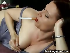 smoking fetish porn clips